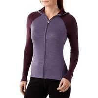 Термофутболка з довгим рукавом Smartwool-Wm's NTS Mid 250 Full Zip Hoo, Desert Purple Heather S