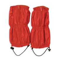Гетры Tatonka - Gaiter Ripstop short light, Red