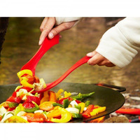 Ложка большая Light My Fire - Spork large 2-pack Fuchsia/Orange