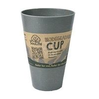 Стакан Eco SouLife - Cup Charcoal, 0.443 л