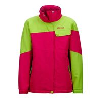 Куртка для дівчинки Marmot - Girls Moonstruck Jacket Plum Rose / Lush