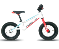 "Беговел BH - California Push BIke 12"" 2018 White/Red/Blue"