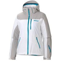 Куртка жіноча Marmot - Wm's Arcs Jacket White / Platinum