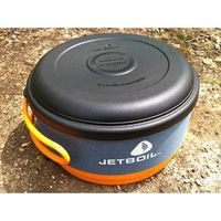 Кастрюля Jetboil - FluxRing Helios II Cooking Pot Black, 3 л