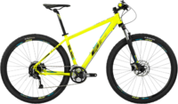"Велосипед горный BH - Spike 29"" XCM 27SP Remote Lock 2018 Yellow/Blue/Black, р.M"